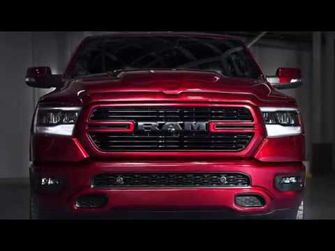 Look Now !!! 2019 Ram 1500 Sport trim is exclusive to Canada, can be replicated in America Dodge Ram Quad