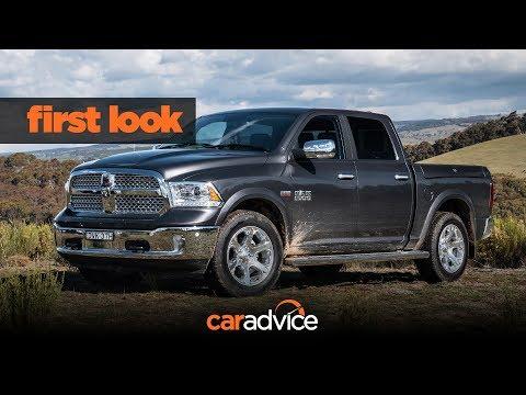 2018 RAM 1500 Laramie review: First Look! Dodge Ram Model