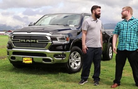 2019 RAM 1500 Test Drive | New 2019 RAM 1500 Review | Dodge Chrysler Jeep Ram Marysville Place 24484 Warm Springs VA