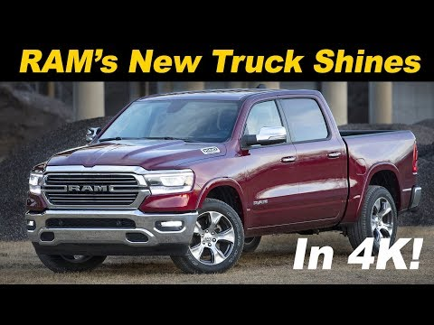 2019 RAM 1500 - The Best Pickup In America? Dodge Ram New Body Style