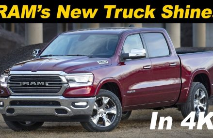 2019 RAM 1500 – The Best Pickup In America? Locally at 56377 Sartell MN