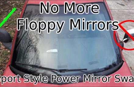 97 Dodge Ram 2500 mirror replacement/upgrade with newer heated mirrors From 10596 Verplanck NY