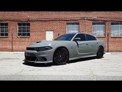 FORGIATO | Dodge Charger Hellcat on Cravatta-M 2018