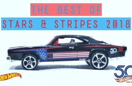 69 DODGE CHARGER HOTWHEELS STARS & STRIPES 2018 REVIEW For 24602 Bandy VA