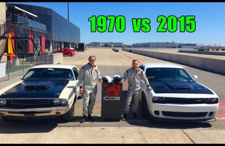 Nick Takes His Challengers To Race Track – Old School vs New School From 78763 Austin TX