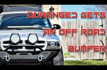 Ultimate Budget Off Road Dodge Durango 4×4 Project **Project DURANGED** Gets A Jeep JK Bumper Locally At 12585 Verbank NY