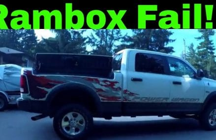 2500 HD Ram Truck Rambox problems issues Local Area 27052 Walnut Cove NC
