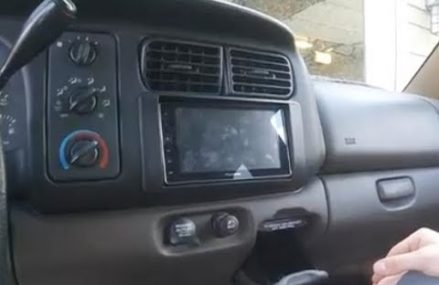 Dodge Dakota Double Din Radio install How To Locally At 76309 Wichita Falls TX