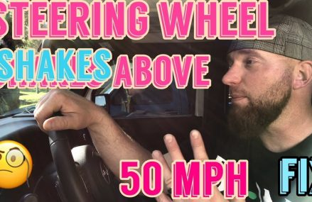 Good Vibrations? – Steering Wheel Shakes Locally At 52356 Wellman IA