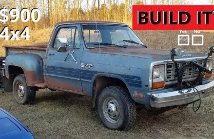 Should I Build This Dodge Power Ram | Vlog_3 Area Near 49454 Scottville MI