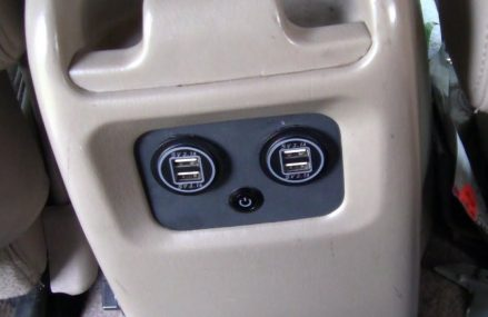 How Add USB Ports to Center Console 1997   2002 Expedition, 1997   2003 F 150, & Navigator From 56434 Aldrich MN