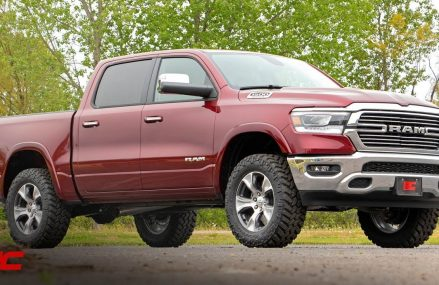 2019 Ram 1500 3.5-inch Suspension Lift Kit by Rough Country Found at 15088 West Elizabeth PA
