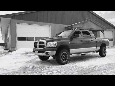 Dirty old Dodge gets a new lease on life Dodge Ram Lease