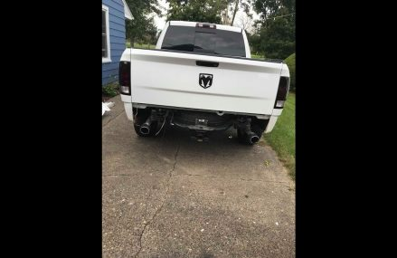 Ram 1500 (09-18) Rear Bumper Removal Local 91361 Westlake Village CA