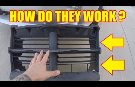What do Active Grille Shutters Do? AGS – TruckTalk #30 From 20555 Washington DC