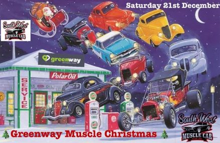 Greenway Muscle Cars & Bikes Christmas Show