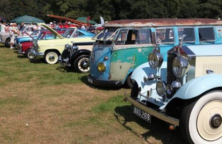 Notts Classic Car & Motorcycle Show