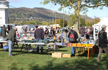 Malvern Drive-In Classic Car & Motorcycle Autojumble