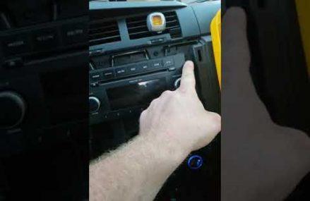 2011 Dakota Stereo Removal at 57073 Wakonda SD