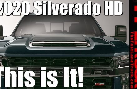 Breaking News: Everything There is to Know About the 2020 Chevy Silverado HD! Near 44287 West Salem OH