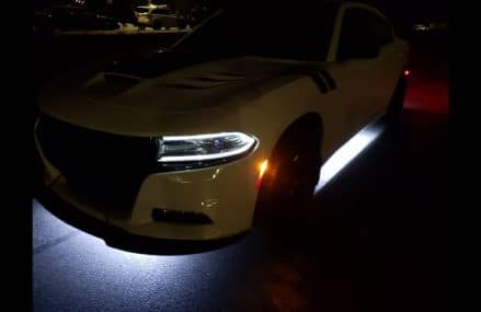 Dodge Charger Gets Underglows! Around Zip 70833 Baton Rouge LA