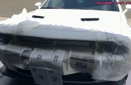 New Mods Dodge Challenger Front Grill Plastic Dip & Door Handel From 46105 Bainbridge IN
