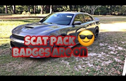 Scat pack badge installation! Within Zip 26519 Albright WV