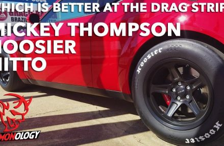 Dodge Demon Trying on 3 Pairs of Shoes for the Drag Strip! For 30376 Atlanta GA