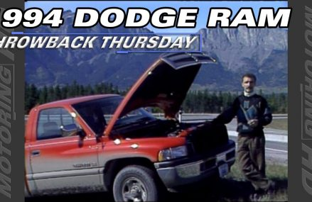Throwback Thursday: 1994 Dodge Ram Test Drive Local 57274 Webster SD