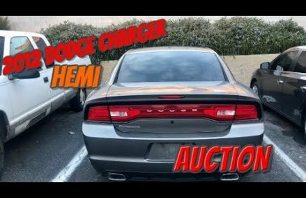 Rebuilding Vandalized Dodge Charger from Auction Part 2 Now at 99503 Anchorage AK