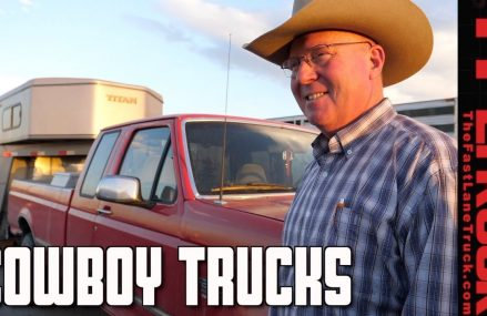 What Trucks Do Real Cowboys Drive? in City 66549 Westmoreland KS