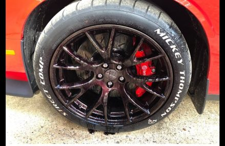 Restore your wheels with this! HELLCAT was crazy Around Zip 99507 Anchorage AK