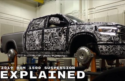 2019 Ram 1500 Shaker Testing Frame & Suspension Explained Zip Area 16876 Wallaceton PA