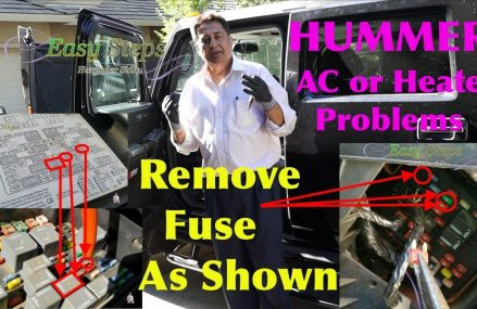 How to Fix AC Blowing Hot and Cold Air | HUMMER | AC or Heater Temperature Problems Found at 93282 Waukena CA