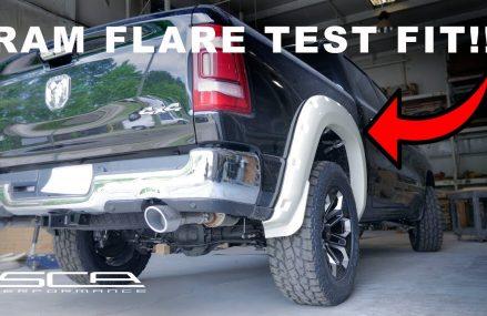 [SCA] PDLP 093: 2019 RAM TRUCK FLARE TEST FIT!! Place 70094 Westwego LA