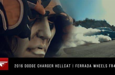 2016 Dodge Charger Hellcat | Mountain Run | Ferrada Wheels FR4 For 57716 Batesland SD