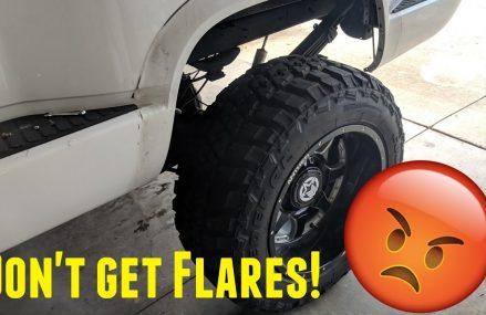 Do not get Fender Flares! at 13695 Wanakena NY