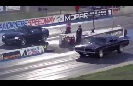 2014 DRAG RACE Dodge Charger RT Quarter Mile Run Now at 14803 Alfred Station NY