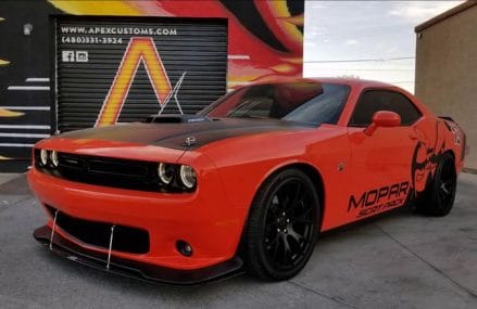 Custom Dodge Challenger From 70093 Belle Chasse LA