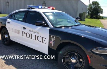 2018 Dodge Charger | Springdale Police Dept. (Ohio) Install at 66006 Baldwin City KS