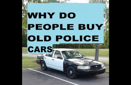 REAL REASON PEOPLE BUY OLD POLICE CARS Place 48662 Wheeler MI