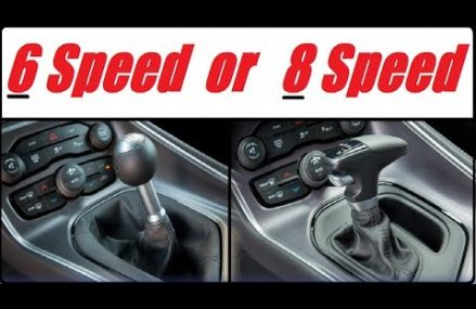 Dodge Challenger 6 Speed Manual or 8 Speed Automatic ? at 37010 Adams TN