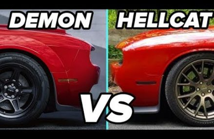 Dodge Demon vs Stick Shift Hellcat Challenger in City 69171 Willow Island NE