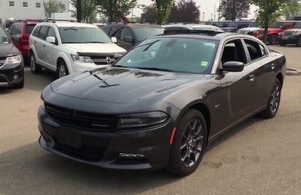 2018 Dodge Charger GT | All Wheel Drive | Super Track Pak | MA11560 | Edmonton | Crosstown Chrysler Within Zip 22336 Alexandria VA