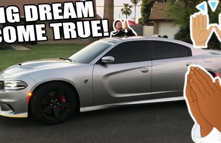 I CANT BELIEVE I JUST BOUGHT MY DREAM CAR!! DODGE CHARGER HELLCAT!! Near 76021 Bedford TX