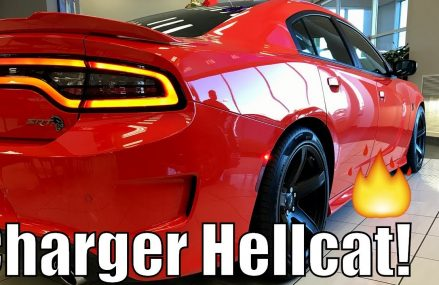 2018 Dodge Charger Hellcat! Interior/Exterior Tour! For 8502 Belle Mead NJ