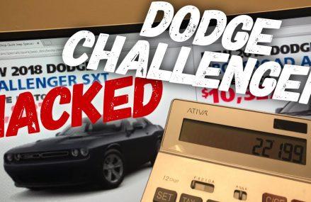 NEW 2018 DODGE CHALLENGER Negotiation Tips. (Lease Deals, Discounts, Rebates) (MA Car Broker) Around Zip 31002 Adrian GA