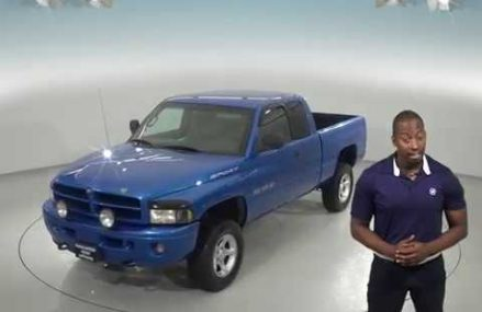 R97659KT – Used, 2001 Dodge Ram 1500, Blue, Extended Cab, Test Drive, Review, For Sale – in City 20453 Washington DC