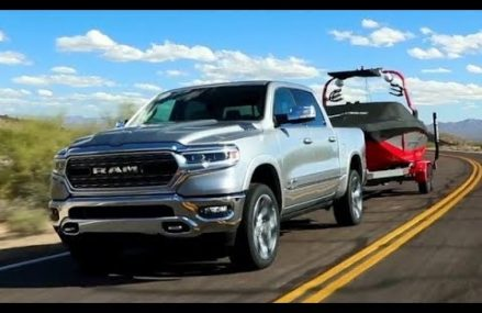 2019 Ram 1500 Towing Capability – Demo in City 41265 Van Lear KY