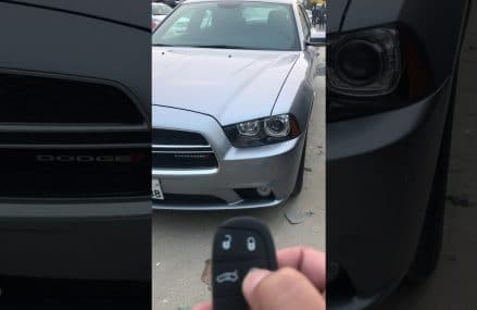 Dodge charger R/T hemi 5.7 V8 engine start  with wireless key For 44012 Avon Lake OH